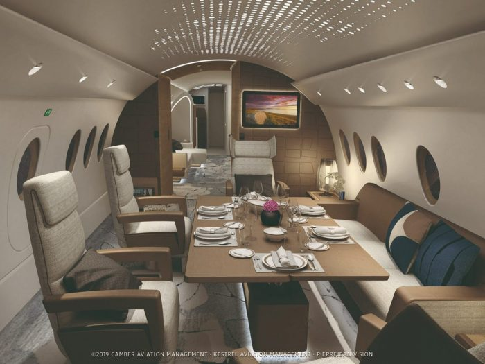 New jet