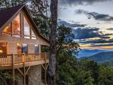 🏔 Colorado Mountain House