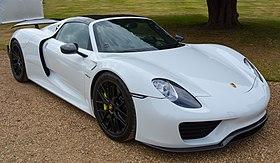 Porsche! Add it to the list!