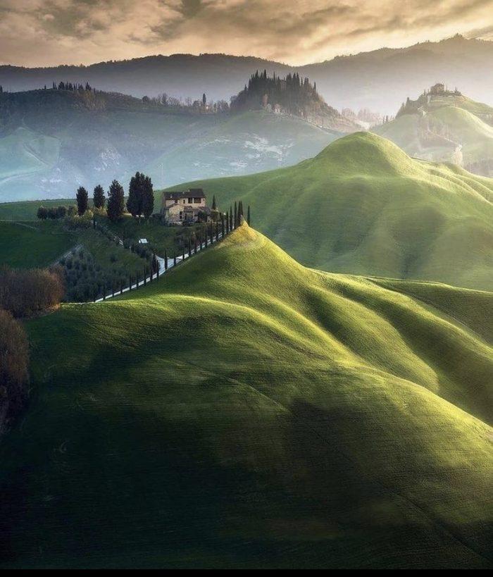 Tuscany, Italy, romantic getaway