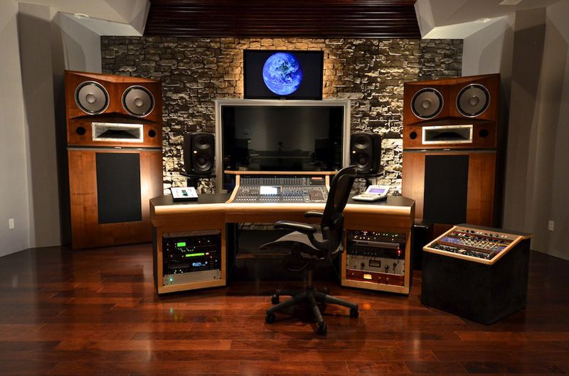 Music studio! Add it to the list!