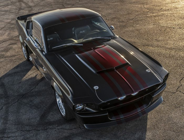 67' Shelby GT500 CR