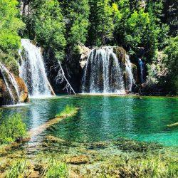 Hanging Lake, Colorado, waterfalls, breathtaking