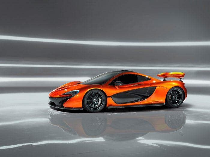 mclaren p1, fast, beautiful car