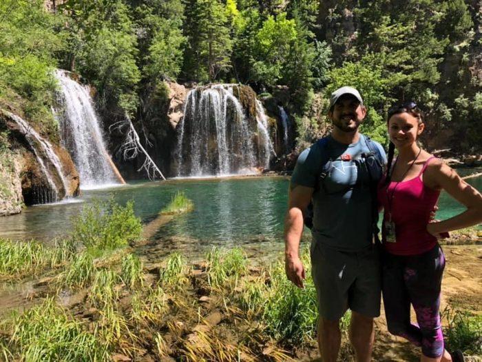 Hanging Lake, Colorado, waterfalls, hiking, breathtaking