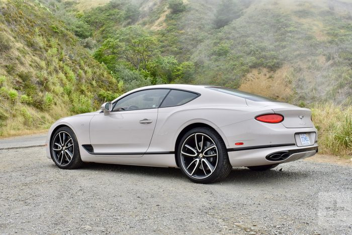 Bentley gt. Add it to the list!