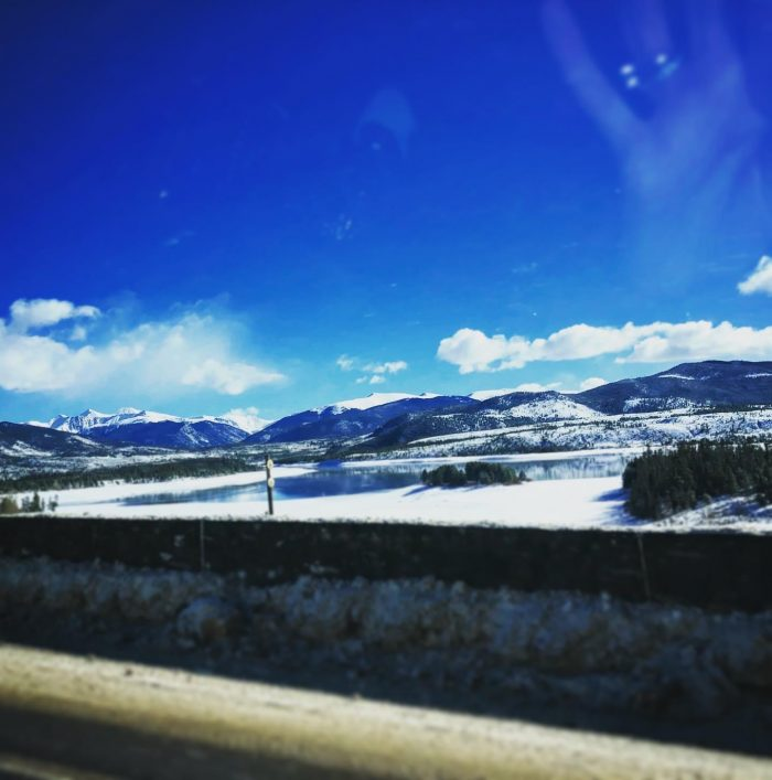 Colorado, mountains, vacation
