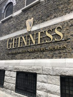 Ireland, Guinness factory
