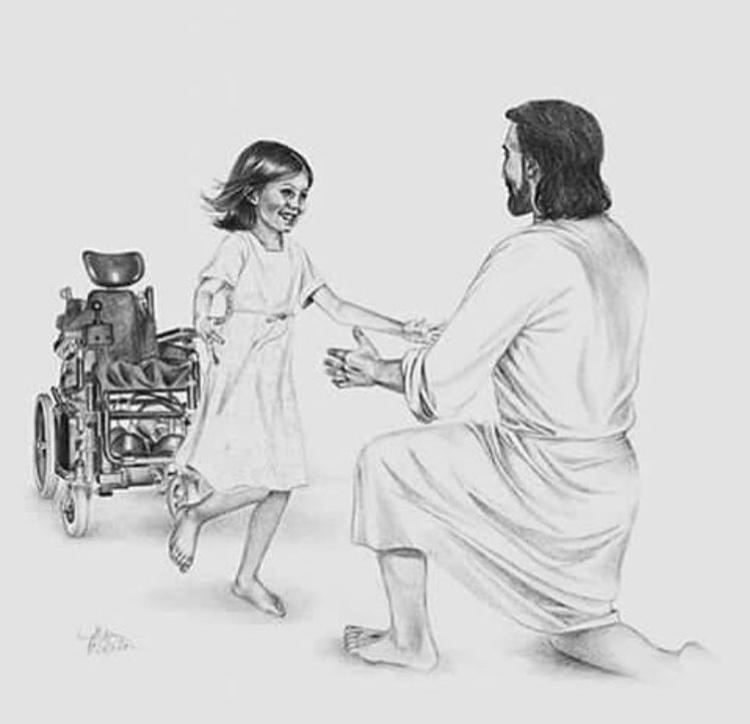 God, welcoming arms, faith, heaven
