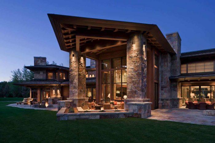 Mountain House Getaway