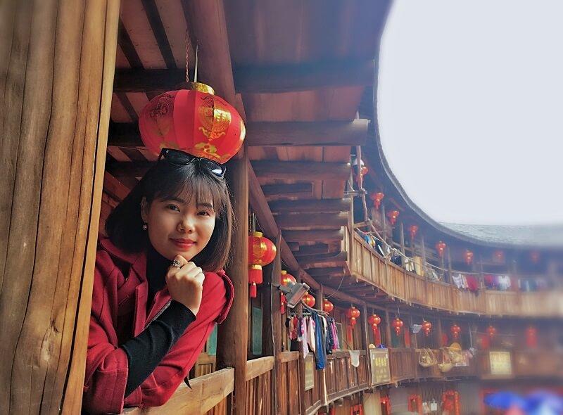 China, apartments, living