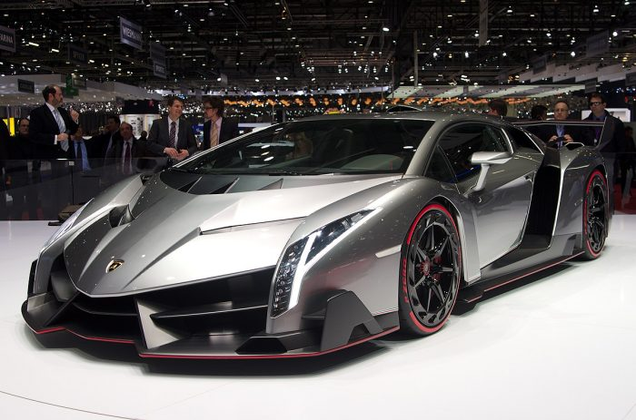 Lamborghini Veneno! Add it to the list!
