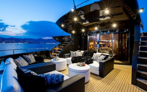 Luxury on the sea! Add it to the list!