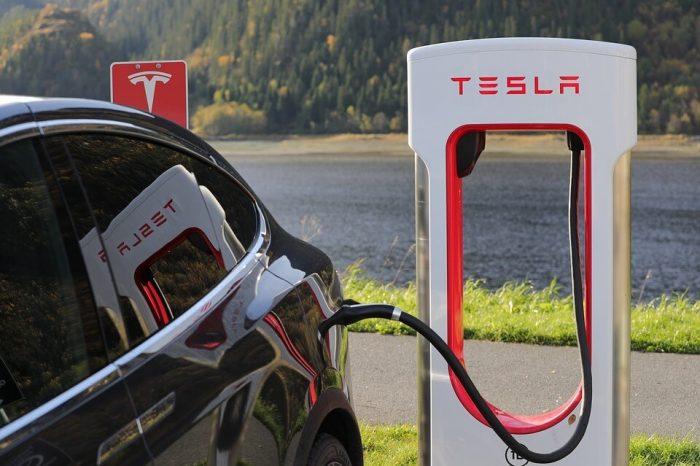 transportation, tesla, car, electric